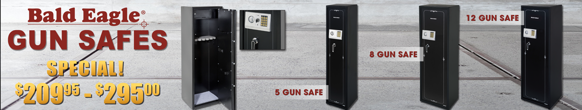 Black Gun Safes