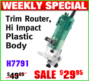 This Weeks Featured Special - H7791