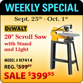 This Weeks Featured Special - H7414