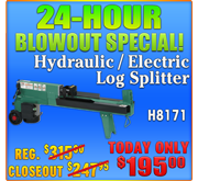 This Weeks Featured Special - H8171