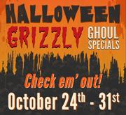 Halloween Tool Specials!