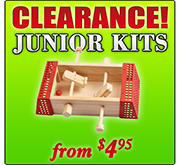 Junior Building Kits on Sale