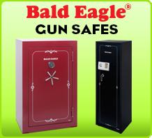 Bald Eagle Gun Safes In Stock!