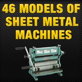 41 Models Sheet Metal