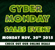 Cyber Monday Sales Event
