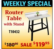 This Weeks Featured Special - T10432