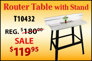 Featured Special - Outlet
