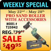 This Weeks Featured Special - T25942