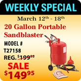 This Weeks Featured Special - T27158