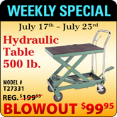 This Weeks Featured Special - T27331