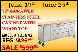 This Weeks Featured Special - T27879-outlet