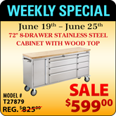 This Weeks Featured Special - T27879