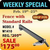 This Weeks Featured Special - W1410