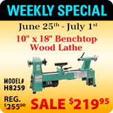 This Weeks Featured Special - H8239