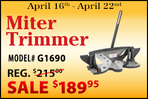 This Weeks Featured Special - G1690