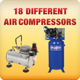 21 Different Air Compressors