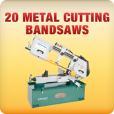 16 Metal Cutting Bandsaws