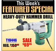 This Weeks Featured Special - T10446