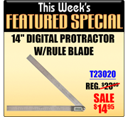 This Weeks Featured Special - T23020
