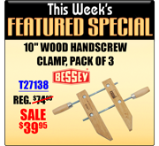 This Weeks Featured Special - T27138