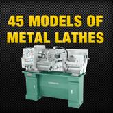 65 Metal Lathes