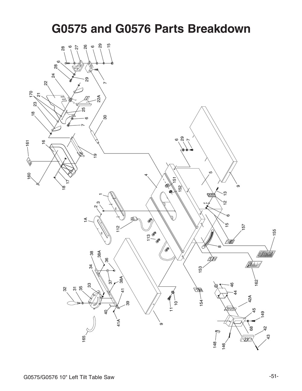 tech drum set diagram
