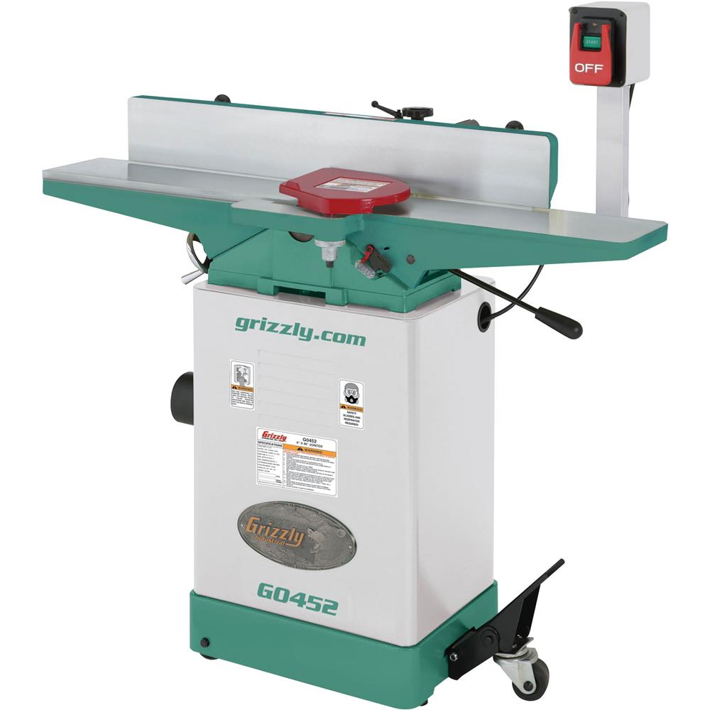 "Grizzly 6"" Jointer at Sears.com"