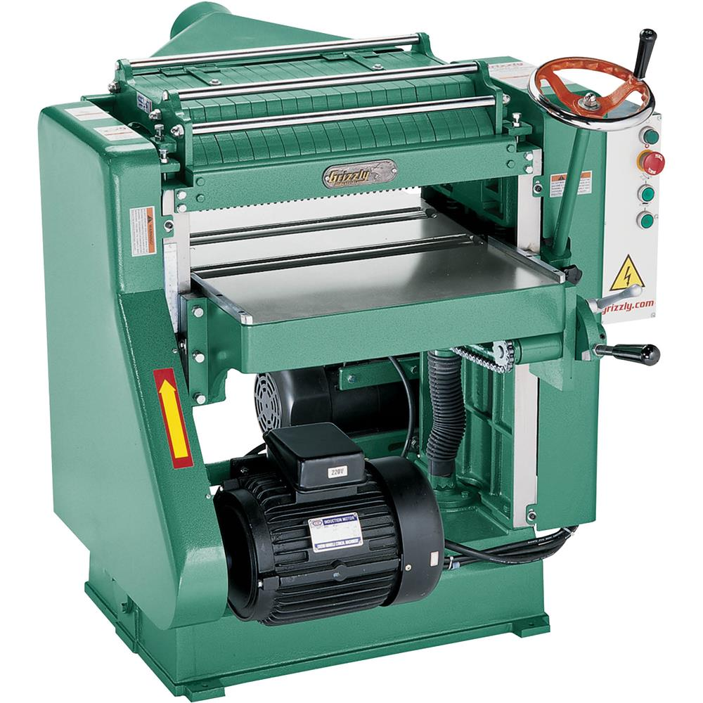 """Grizzly 20"""" Pro Spiral Cutterhead Planer at Sears.com"""