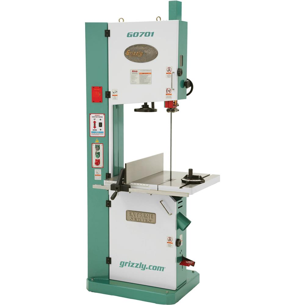 "Grizzly 19"" Ultimate Bandsaw at Sears.com"