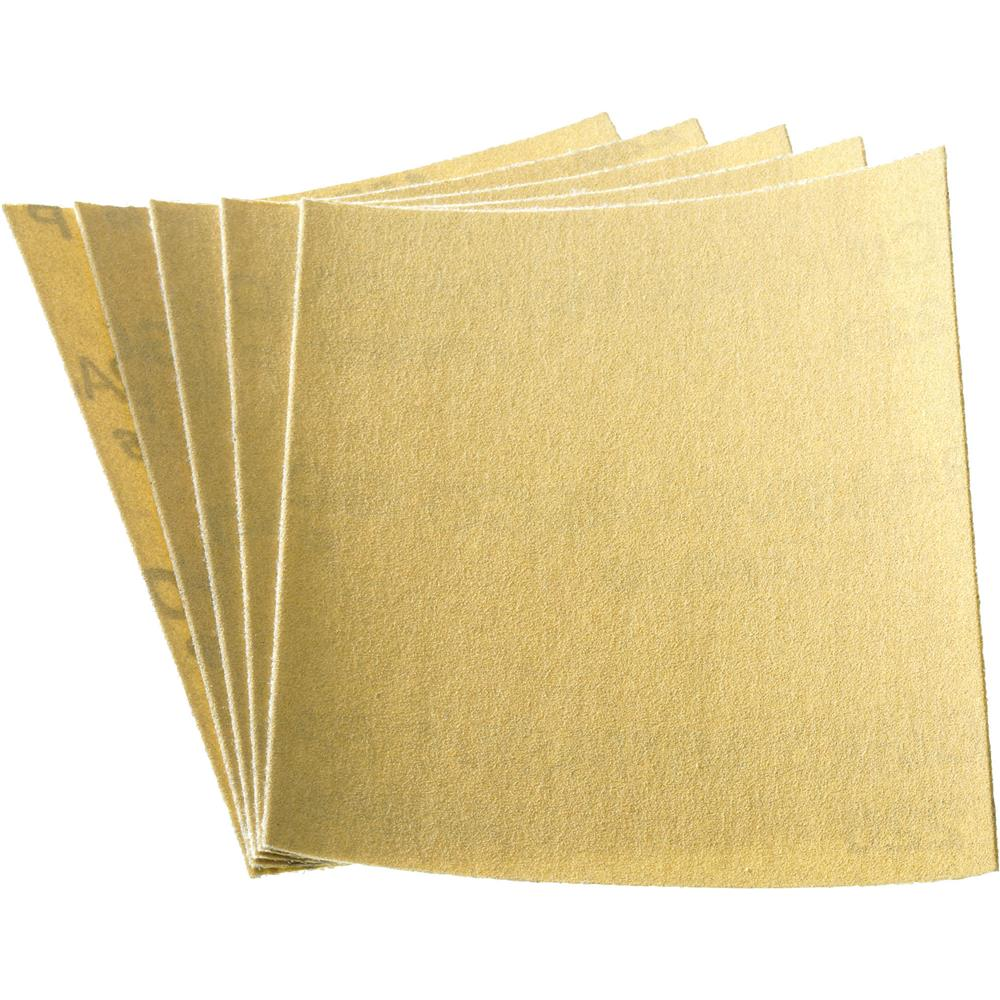 Grizzly 1/4 Sanding Sheet A100 H&L, 5 pc. at Sears.com