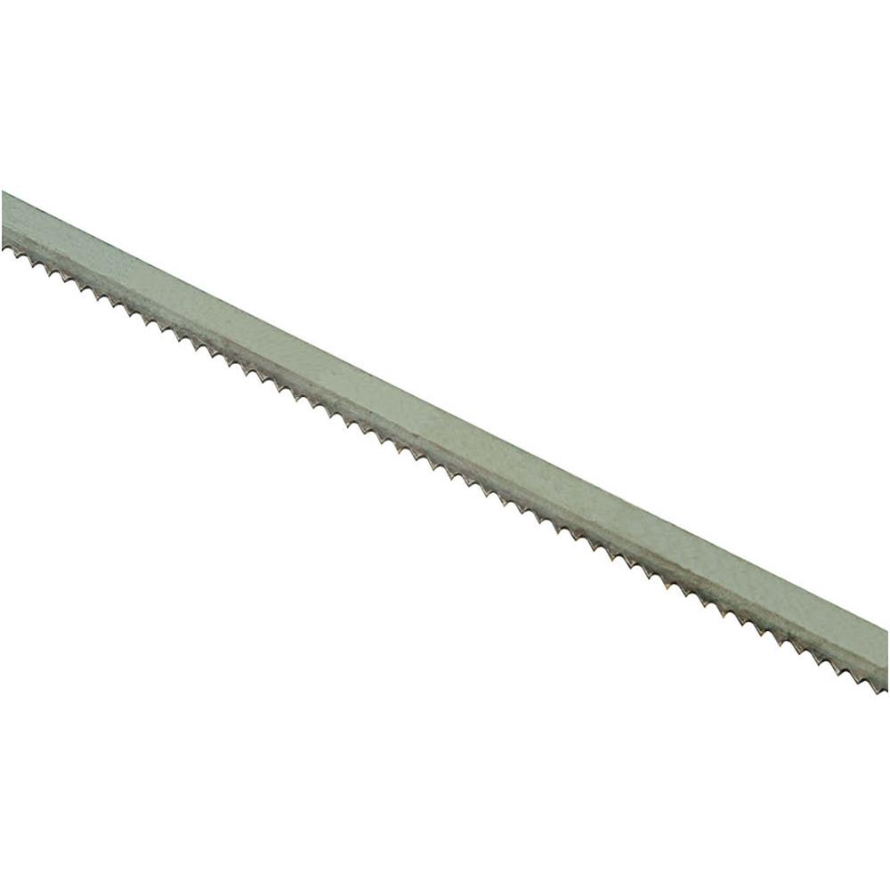 """Grizzly 154-1/2"""" x 3/8"""" x .025"""" x 10 TPI Raker Bandsaw Blade at Sears.com"""