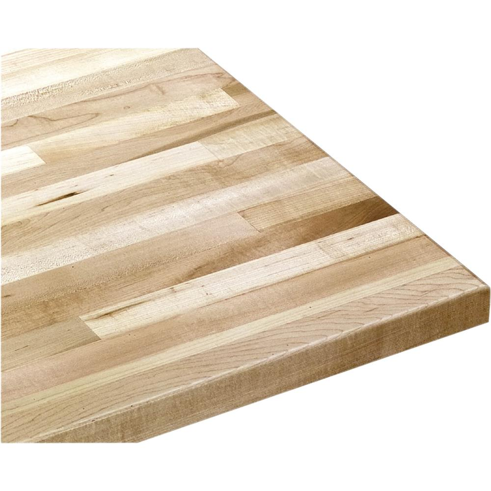 """Grizzly Solid Maple Workbench Top 72"""" Wide x 36"""" Deep x 1-3/4"""" Thick at Sears.com"""