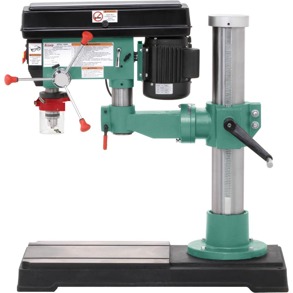 Grizzly Radial Drill Press at Sears.com