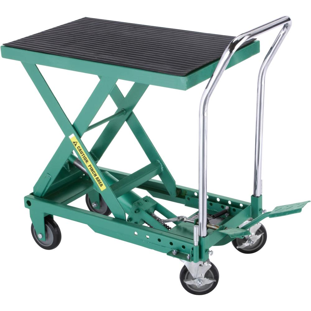 Grizzly Hydraulic Table - 500 lb at Sears.com