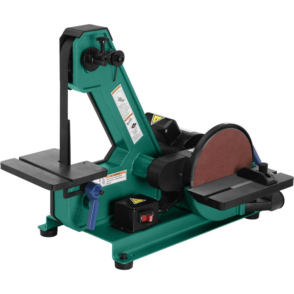 "Grizzly 1"" X 42"" Belt with 8"" Disc Sander at Sears.com"