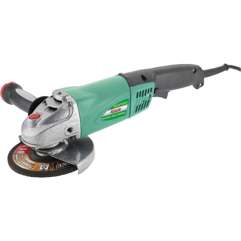 "Grizzly 6"" Angle Grinder at Sears.com"