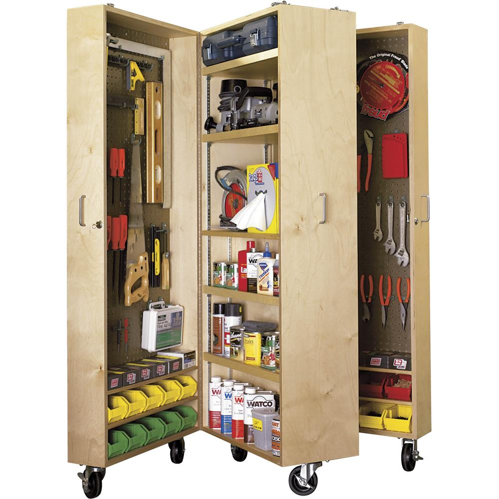 Grizzly Mobile Tool Cabinet - Plans at Sears.com