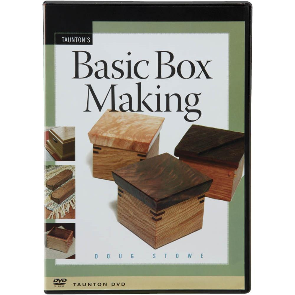 Grizzly Basic Box Making - DVD at Sears.com