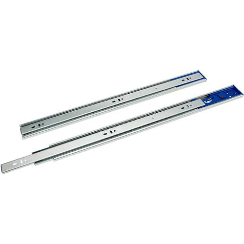 22 Quot Self Closing Ball Bearing Drawer Slide Grizzly