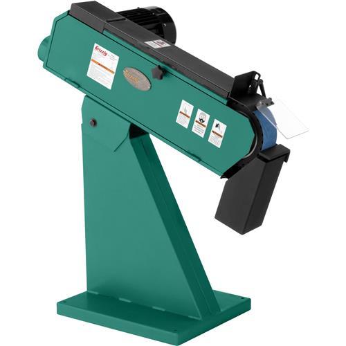 G0489 4 Hp 220v 3 Phase Metalworking Belt Sander Grizzly
