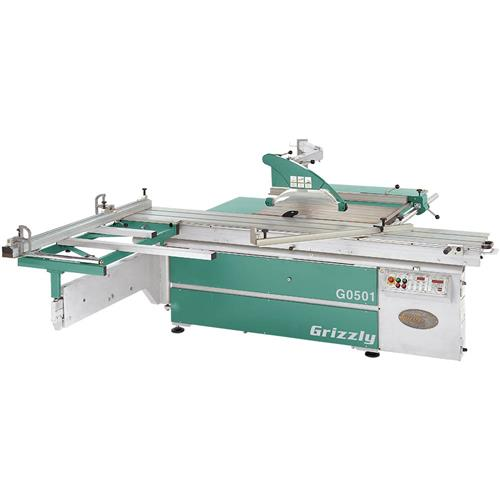 Sliding Table Saw : Details about G0501 14