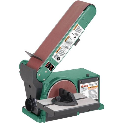 """Combo Sander 4"""" x 36"""" Belt 6"""" Disc 