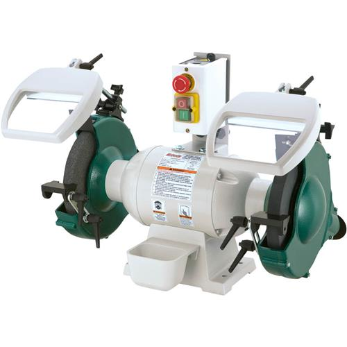 G0597 Grizzly 10 Quot 1 5 Hp Heavy Duty Bench Grinder Ebay