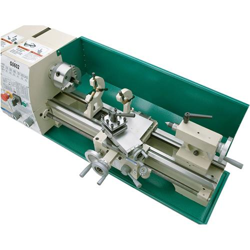 G0602 10 X 22 Bench Top Metal Lathe New From Grizzly Industrial Ebay