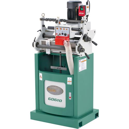 grizzly dovetail machine