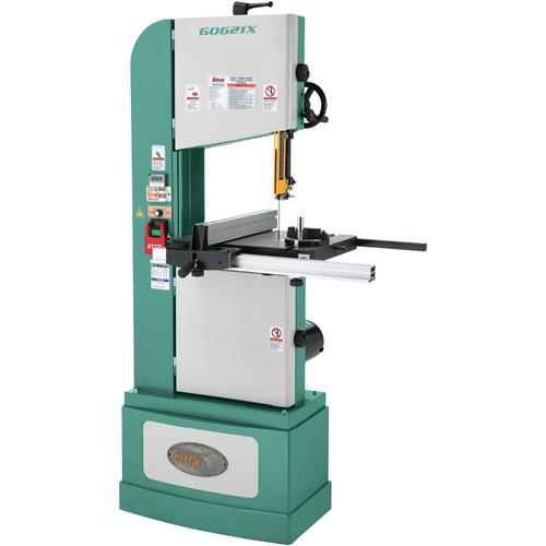 Vertical Wood Metal Bandsaw Grizzly Industrial