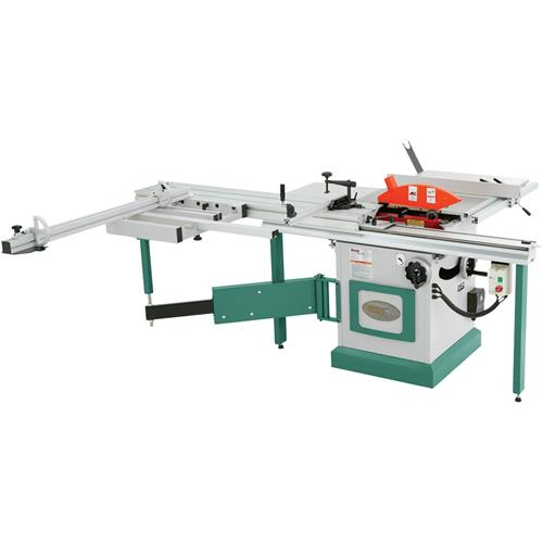 10 Sliding Table Saw Grizzly Industrial