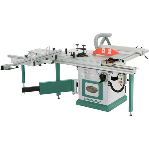 10 7 1 2 hp 3 phase extreme series sliding table saw for 10 inch table saw comparison