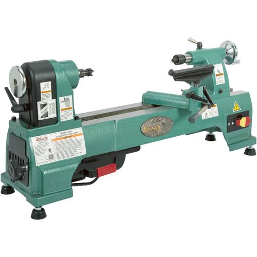 10 Quot Benchtop Wood Lathe Grizzly Industrial
