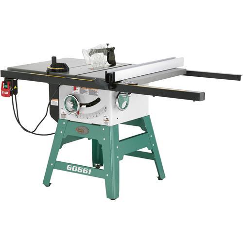 Ridgitr 4512 vs grizlly 0732 or 0661 table saw for 12 inch ridgid table saw